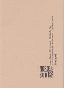 Nord Sud 2003_374KB